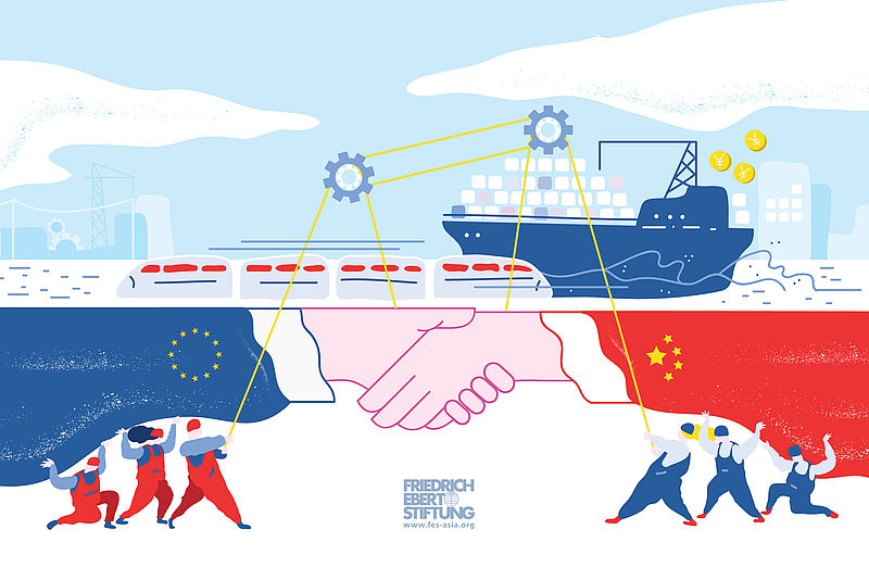 Five years into China's BRI, the EU needs a clearer vision for a stable and  secure Eurasia going forwards