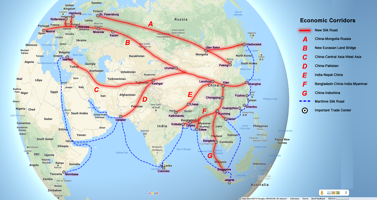 Analysis: The Belt and Road Initiative in Malaysia:  Friedrich-Ebert-Stiftung in Asia