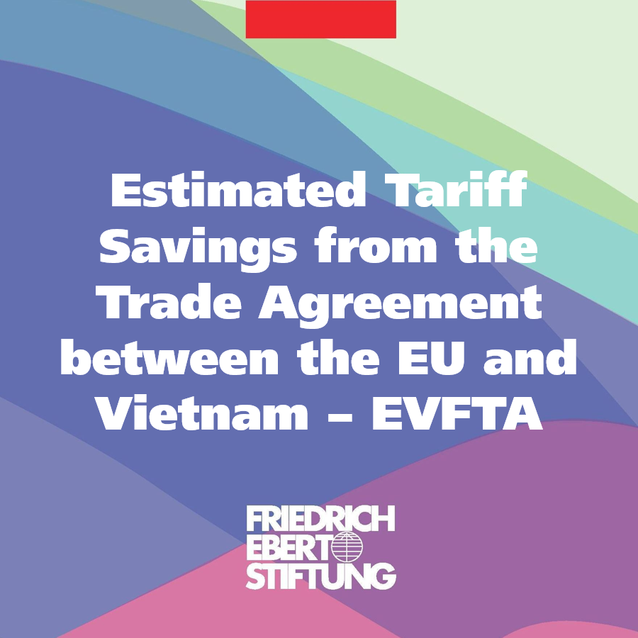 Estimated Tariff Savings From The Trade Agreement Between The Eu And
