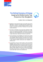 The political economy of change