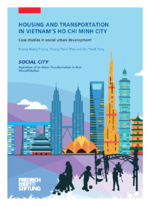 Housing and transportation in Vietnam's Ho Chi Minh City