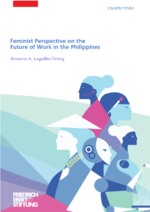 Feminist perspective on the future of work in the Philippines