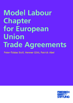 Model labour chapter for European Union trade agreements