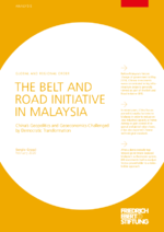 The Belt and Road Initiative in Malaysia